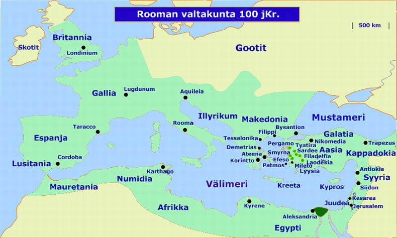 Rooman Valtakunta