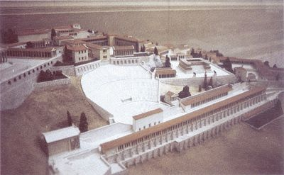 Seat of satan Pergamos and Rome Babylonian religion