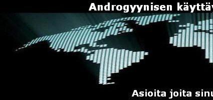 Androgyyninen