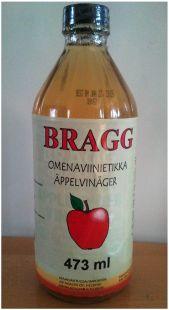 Omenaviinietikka Terveys