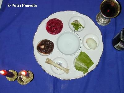 Seder ateria