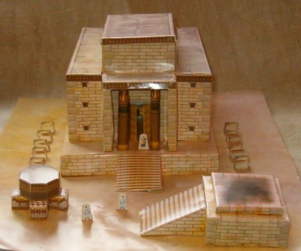 Solomons Temple Model | www.pixshark.com - Images ...